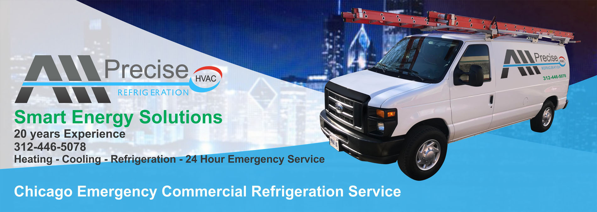 commercial refrigeration service Chicago